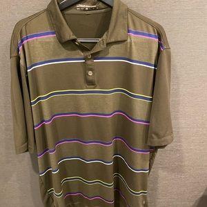 Nike Golf Polo Shirt - Size XL